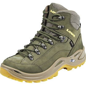 Lowa Renegade GTX Mid-Cut Schuhe Damen reed/honey